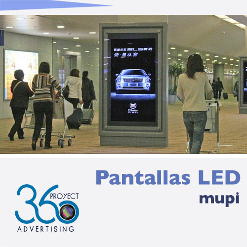 Mupis LED