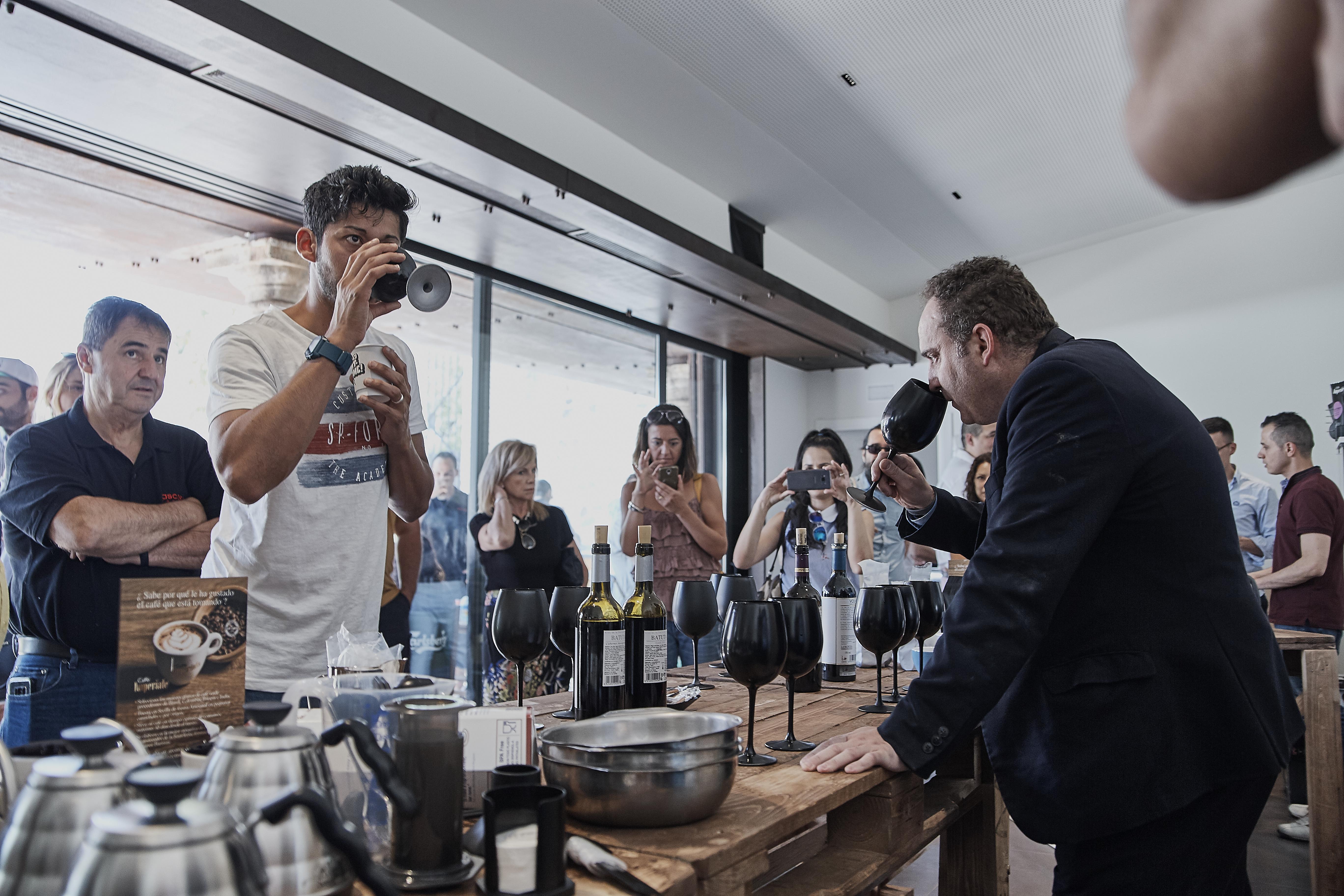 Cata de café- AeroPress 2018