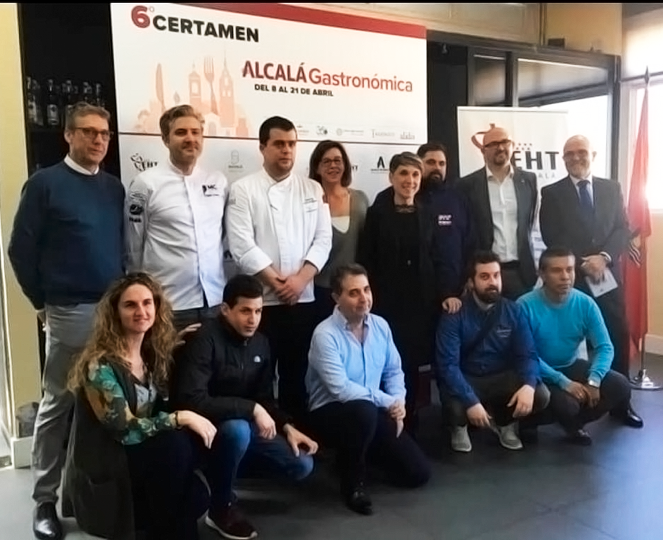 Semifinal Alcalá Gastronómica 2019