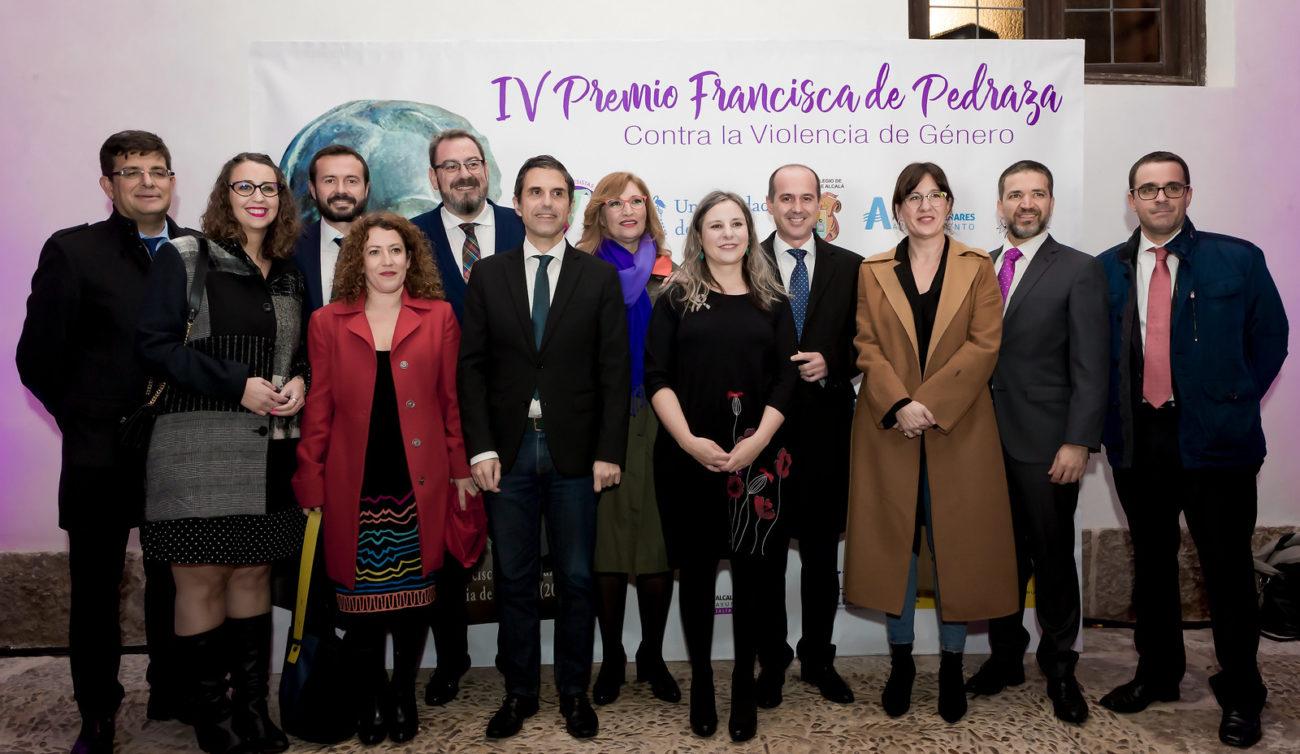 Asistentes a la IV Edición de los Premios Francisca de Pedraza