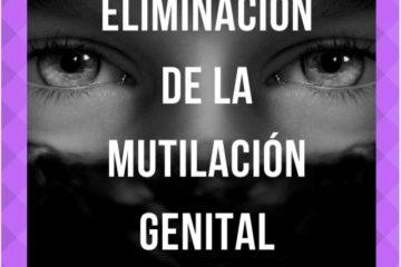 Jornada Eliminación de la Mutilación genital Femenina