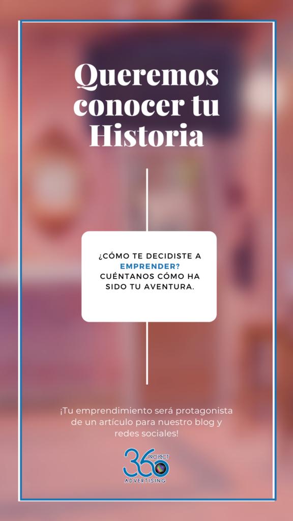 Historia de Emprendedores en España
