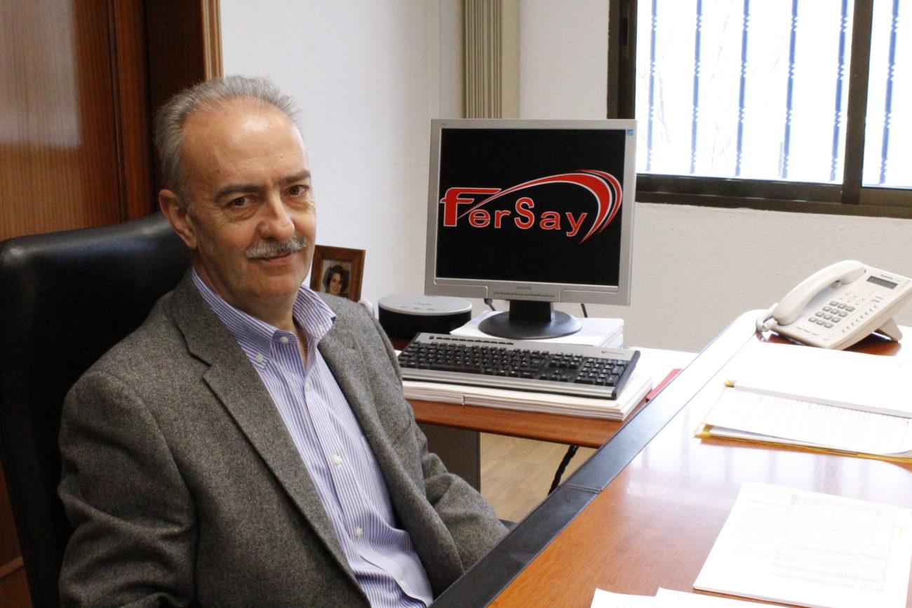Jorge Carrasco - Fersay