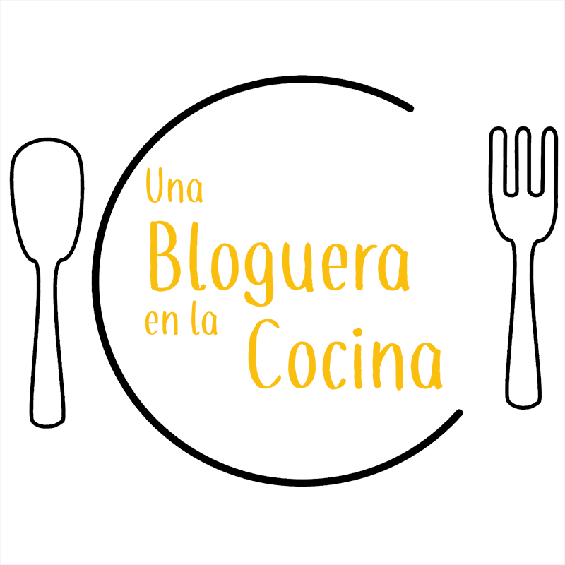 logo bloguera en la cocina