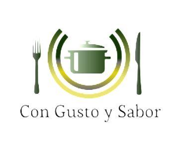 Logo Con gusto y sabor