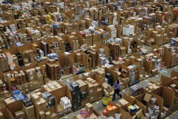navidad reparto paquetes