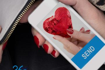 Envíos directos a personas San Valentín